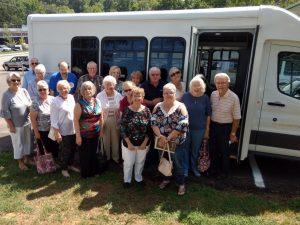 Good Shepherd UMC Receives $10,000 Grant for Minibus